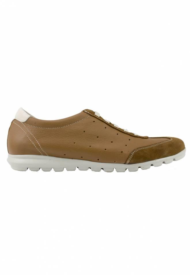 Baerchi - Zapato Elásticos Sport Cuero