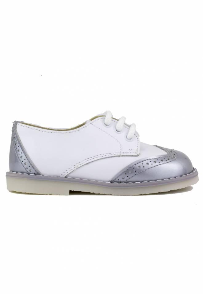 Panyno - Zapato para Niños Cordones Combinado