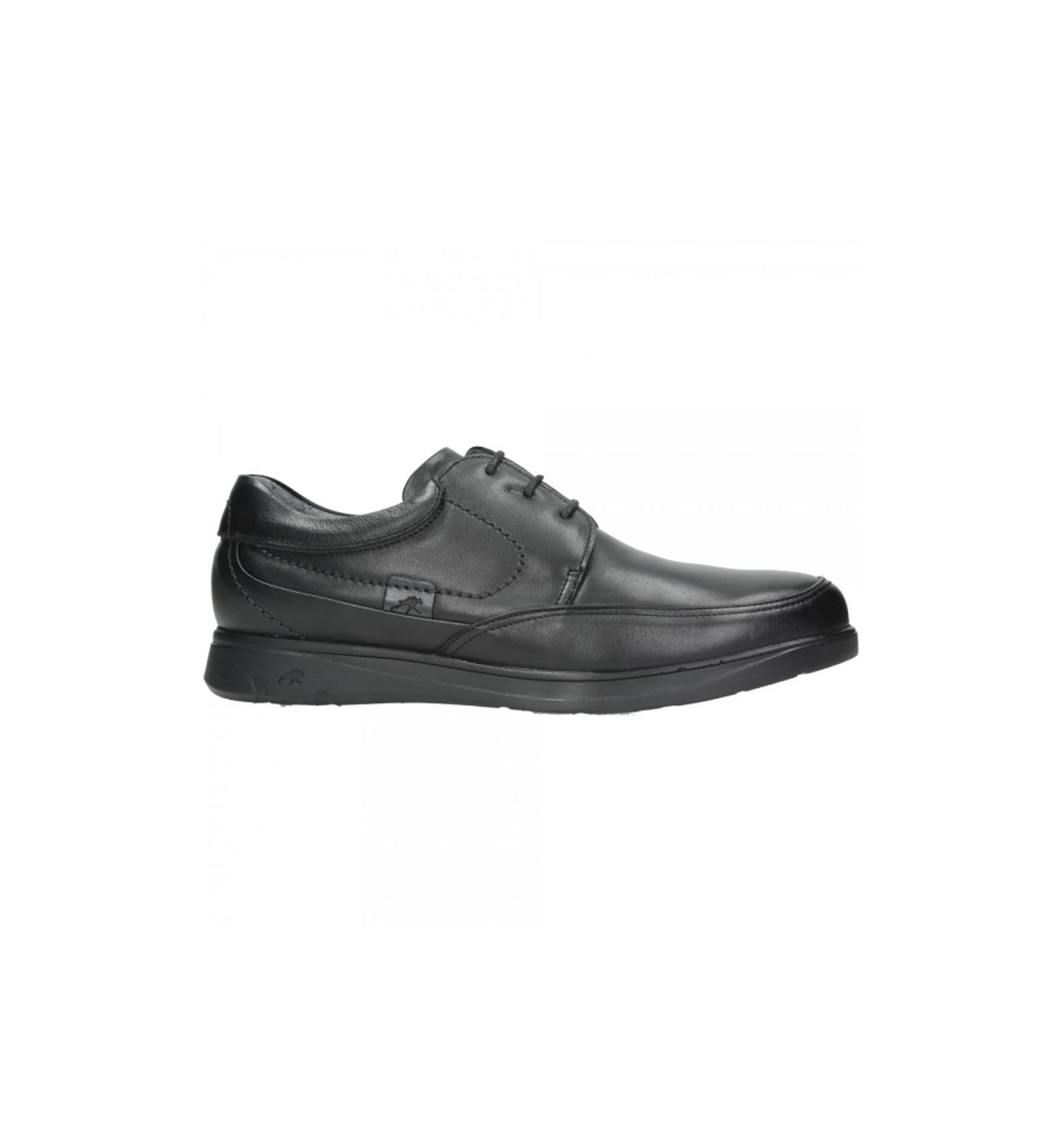 343ab885 Fluchos - Zapato profesional Camarero para hombre Cordones Cosido ...