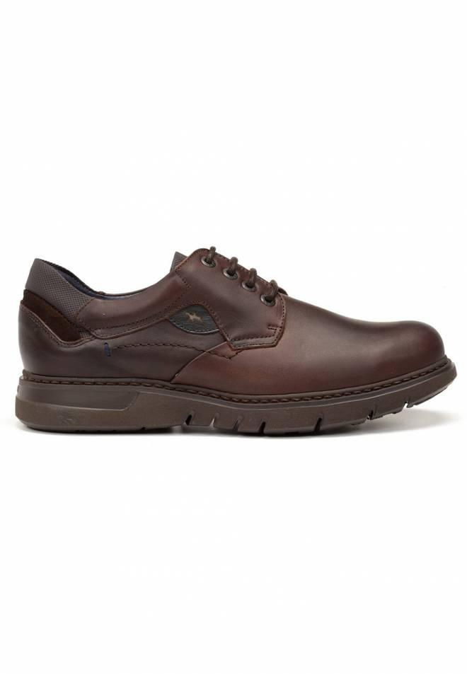 Fluchos - Zapato clásico casual en marrón