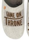 Hot Potatoes - Zapatillas de casa Game on Throne