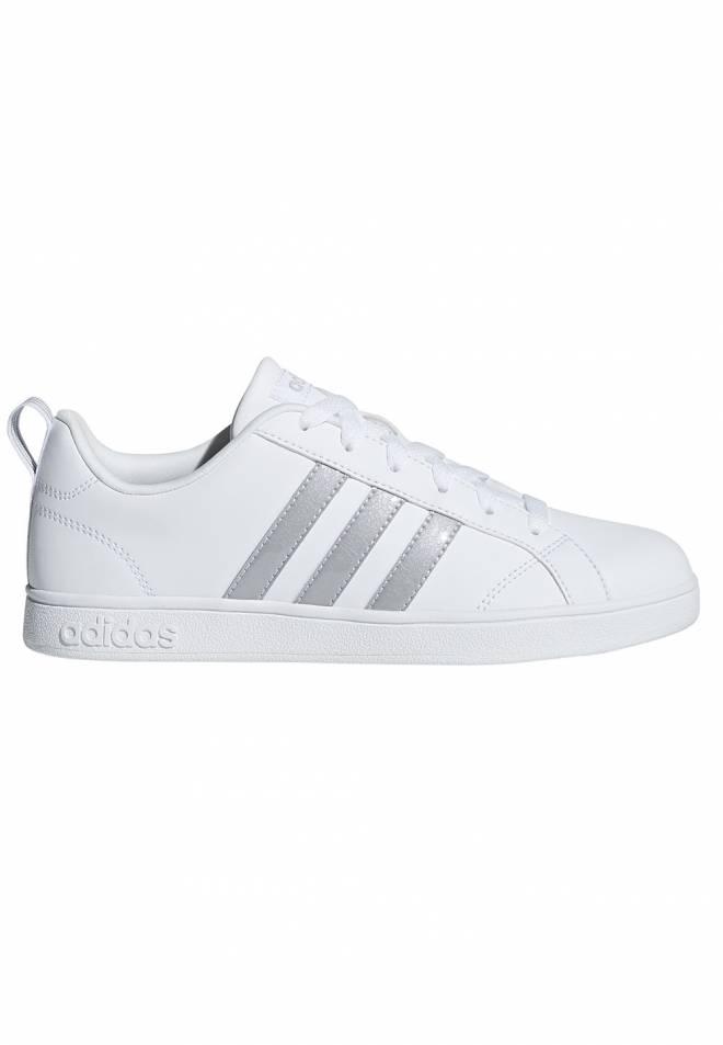 zapatillas adidas mujer casual blancas