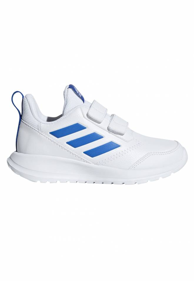 Adidas - Zapatilla deportiva blanca niños AltaRun CF K