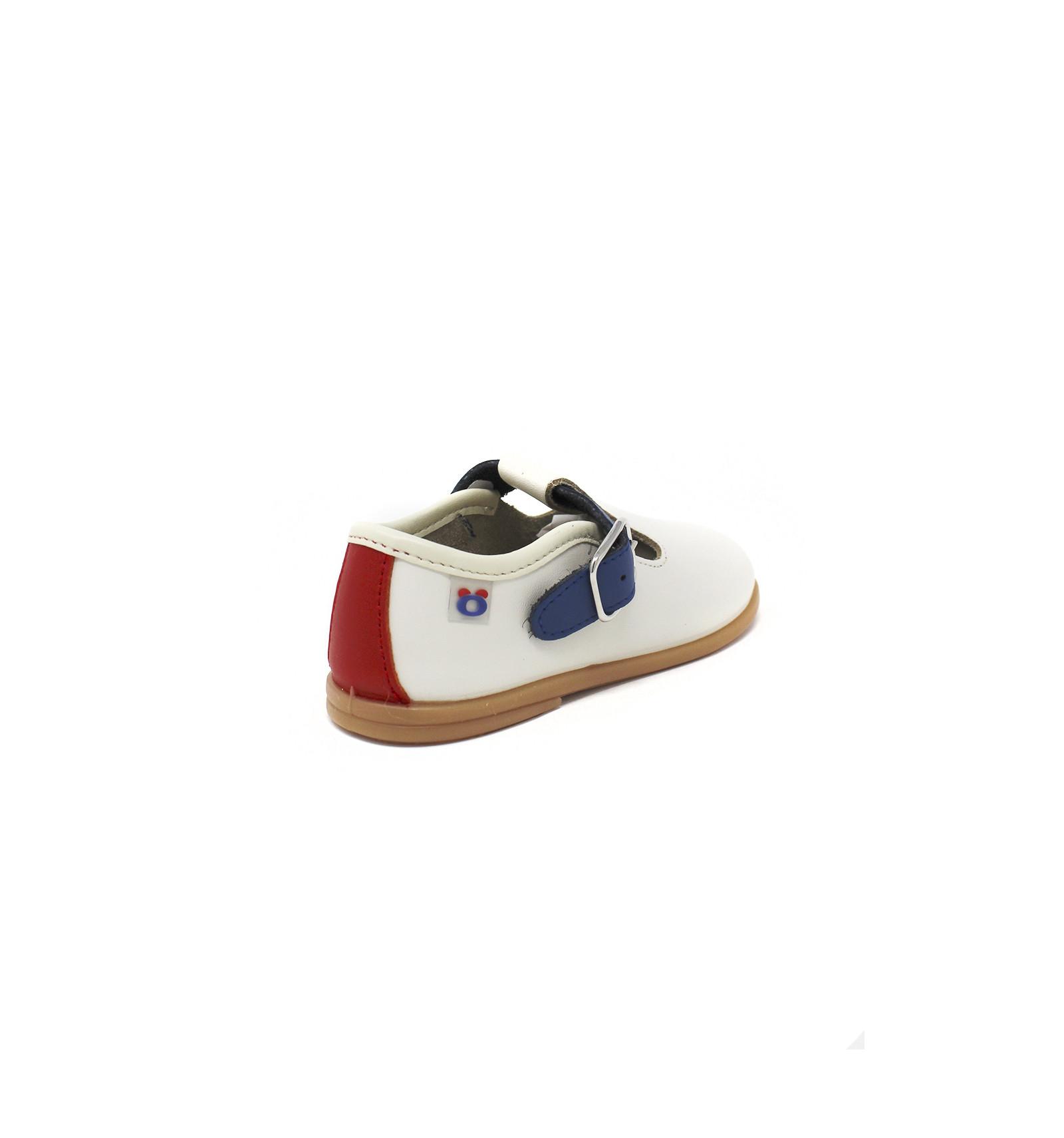 Conguitos Zapato En Bebé Napa Beige PZkiXOu