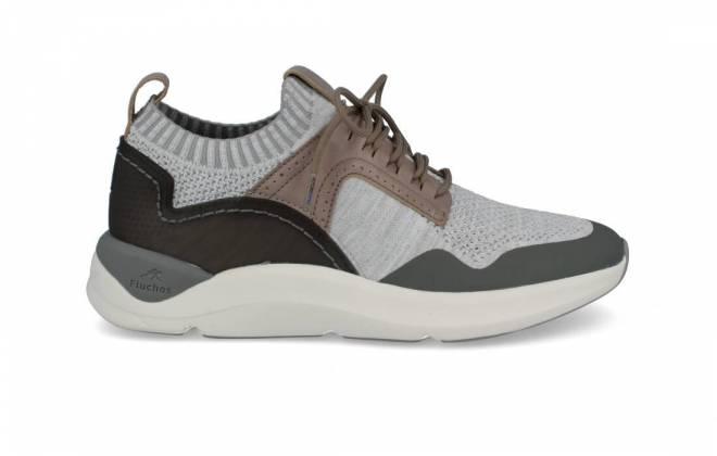 Fluchos - AtomOne Sneaker Hombre Gris