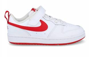 Nike - Deportiva niños court borough low 2 Blanco