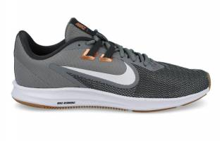 Nike - Zapatilla Fitness hombre Downshifter 9 Gris