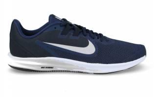 Nike - Zapatilla Fitness hombre Downshifter 9 Marino