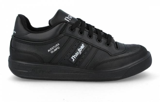 J´hayber - Zapatillas Clásicas New Olimpo negro