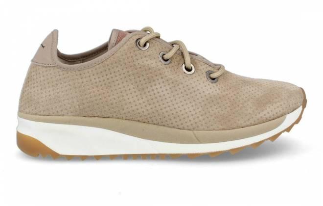 Gaimo - Sneaker Melly Serraje Grabado Taupe