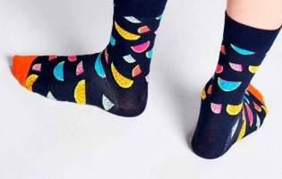 Calcetines Happy Socks Adulto Sandía