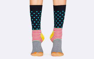 Calcetines Happy Socks Adulto Stripes & Dots