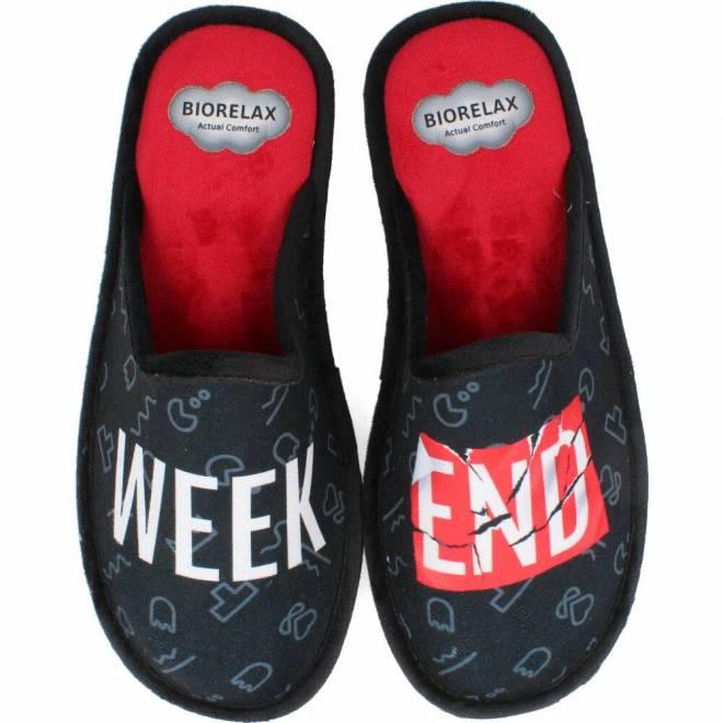Biorelax - Zapatillas Hombre Week End