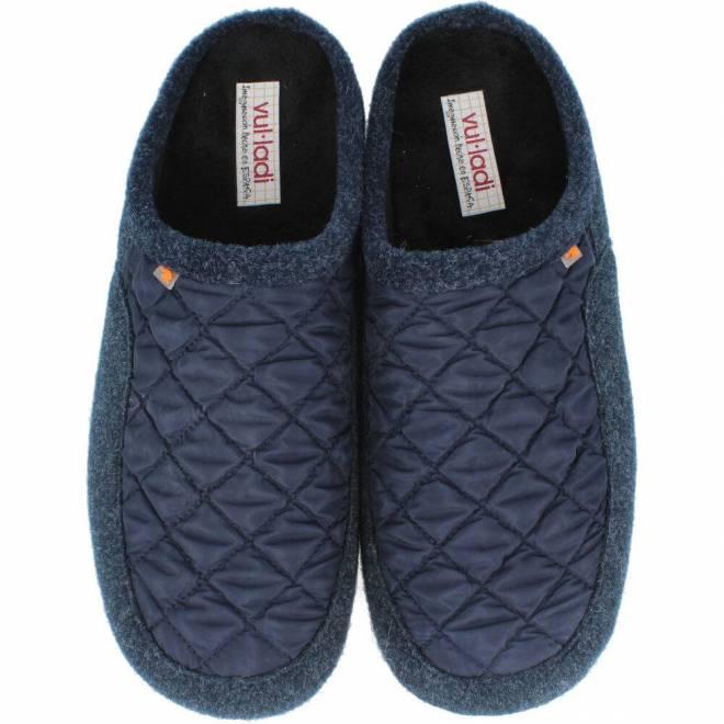 Vul ladi - Zapatillas de Casa Hombre Chinela Acolchada