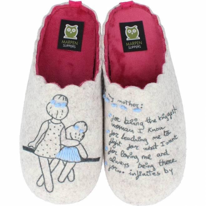 Marpen - Zapatillas de Casa para Mujer Mother