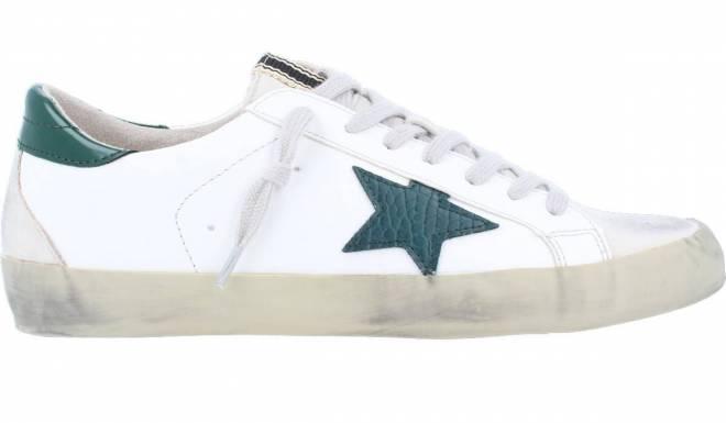 Zapatillas Corina Estrella Verde