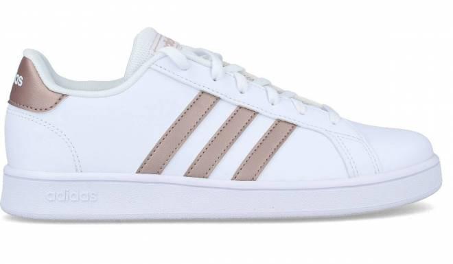 Adidas - Zapatilla Casual Grand Court K