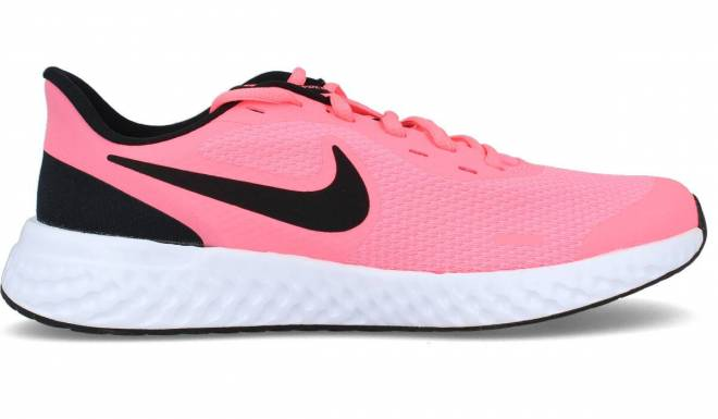 Nike - Zapatilla Running Revolution 5 Rosa Sunset