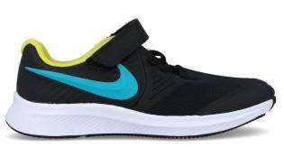 Nike - Deportiva Star Runner 2 Negra para Niño