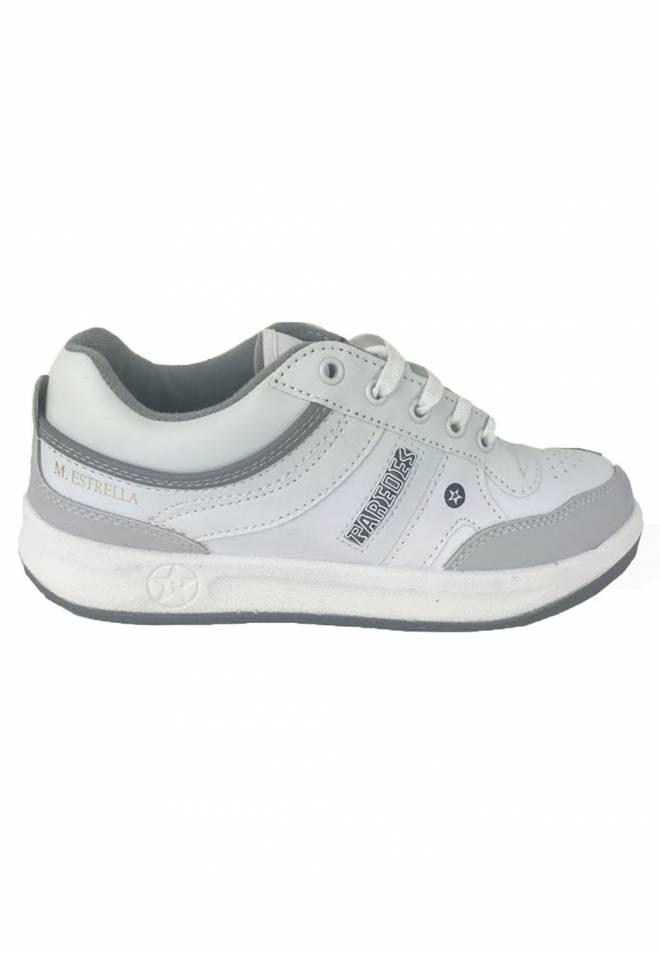 zapatillas-paredes-estrella-cordones-blanco