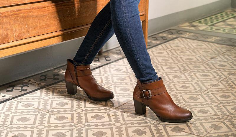 los mejores botines de mujer