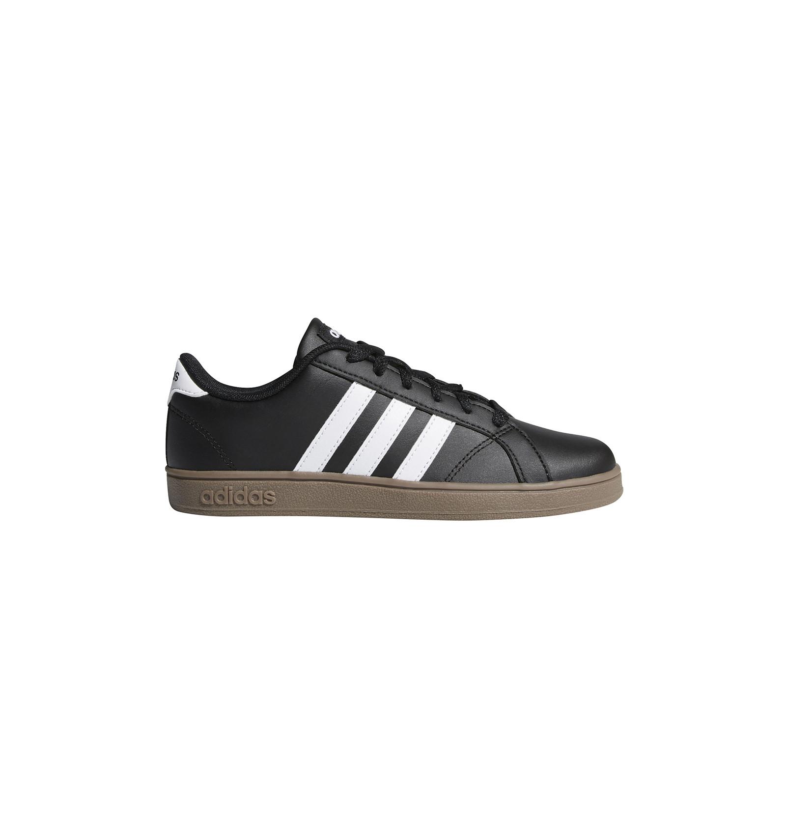 new arrival 17793 ff9ec Adidas - Zapatillas adidas negra casual BASELINE K